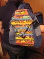 как шить джинсы капри