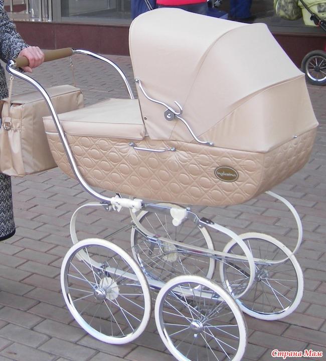 Фото самая красивая коляска