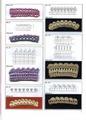Схемы вязание крючком обвязка Лучшее здесь. схемы жаккардовые узоры для вязания спицами.