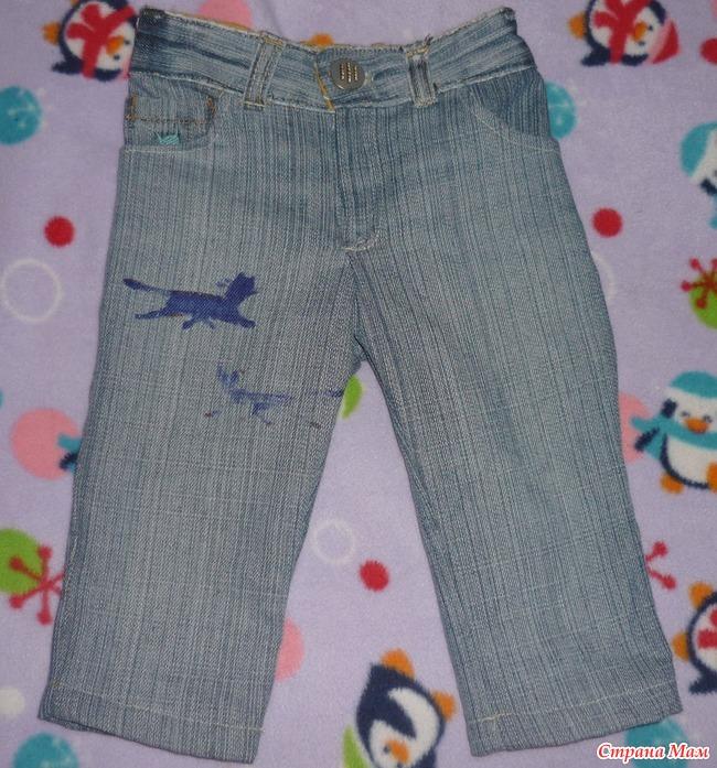50 Идей, как из джинс сделать модные шорты Пошаговые фото 24