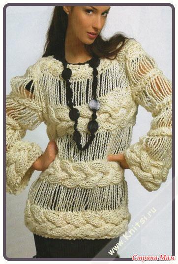 Женские вязаные пуловеры с доставкой