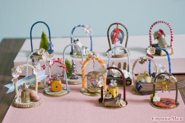 Своими руками сувениры из разных материалов