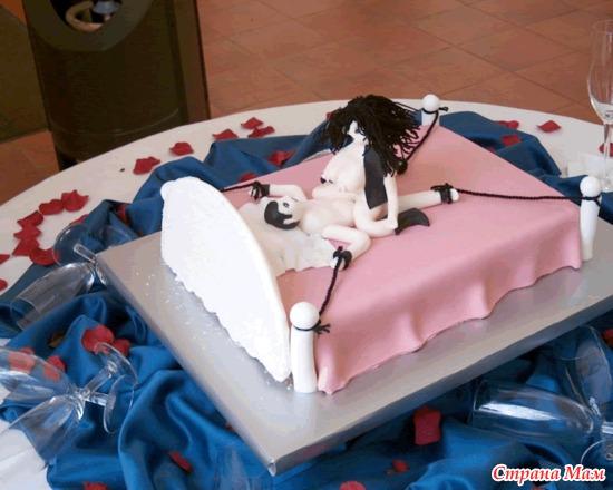 Самый красивый в мире эротический торт фото