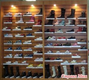 Основные правила выбора обуви для ребенка