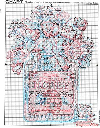 Схемы вышивки крестом бесплатно-dimensions
