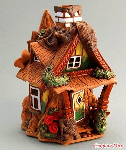 Дом сувенир своими руками