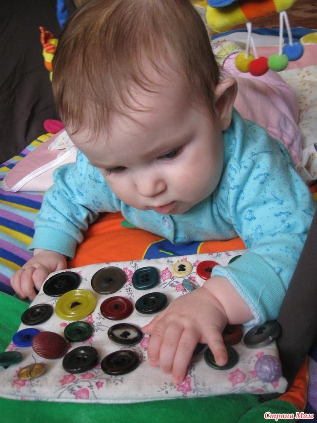 Игрушки своими руками 6 месяцев фото