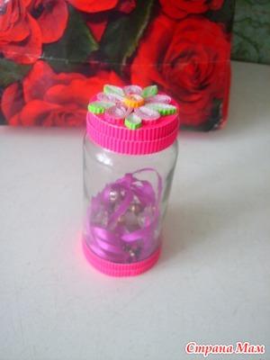 Поделки из бутылочек из детского питания 97