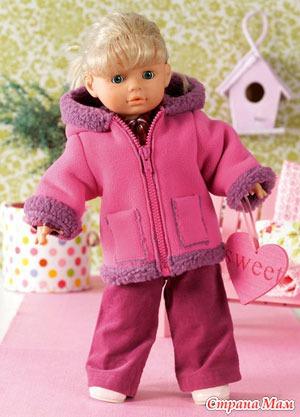 Фото одежды для больших кукол 159