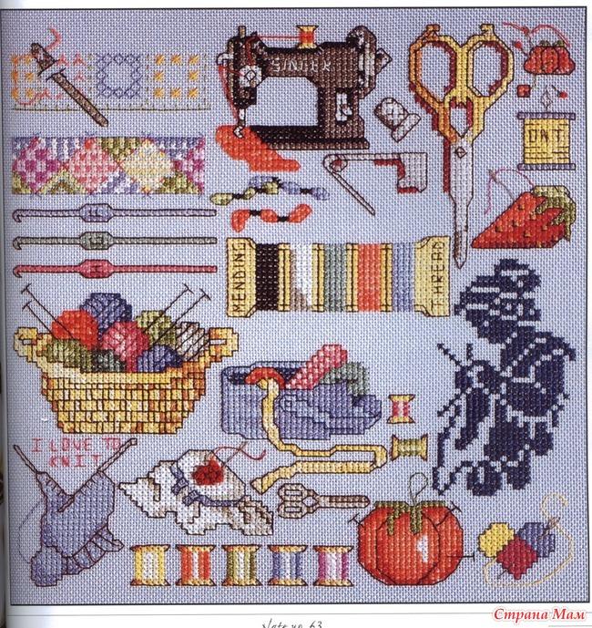 Рукоделие виды вышивки