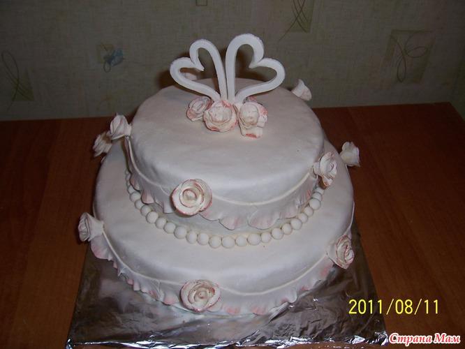 Торт из мастики фото вкусные тортики
