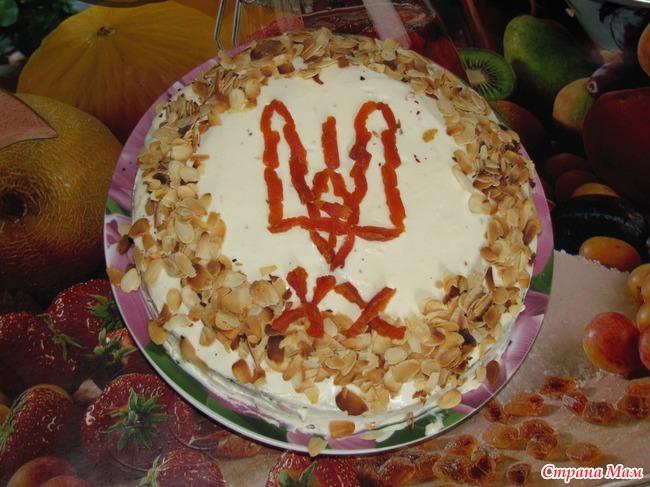 Как сделать торт прага