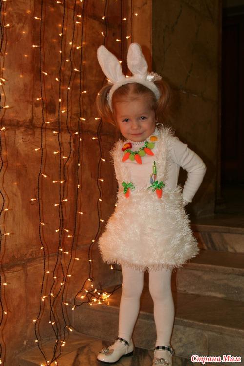 Новогодний костюм для дочки. - Вязание - Страна Мам - photo#46