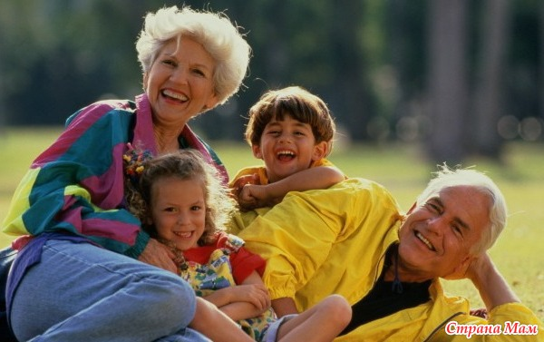 Внук и бабушка в душе фото 557-262