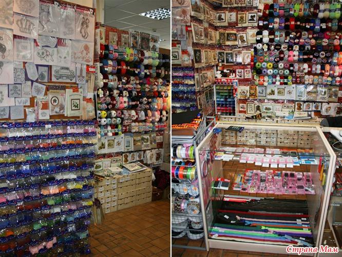 Магазины для вышивки тверь 169