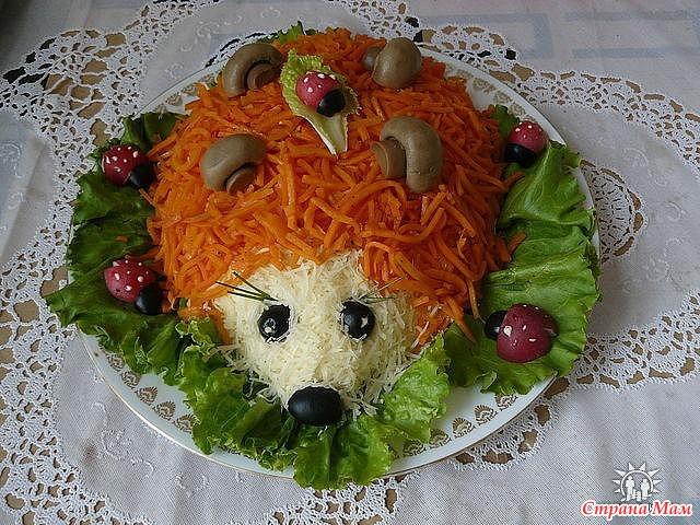 Рецепт вкусного салата своими руками