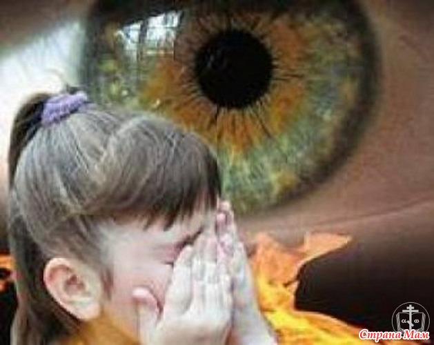 Как сделать чтобы ребёнка не сглазили