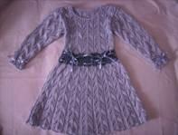 платье из карт