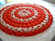 1 - krnFl_6ikeQ Подробный мастер-класс - как вязать крючком объемный коврик.  Detailed master class - how to crochet...