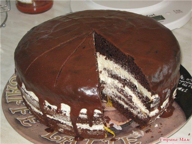 Торт шоколадный, рецепты с фото на RussianFood.com: 317 ...