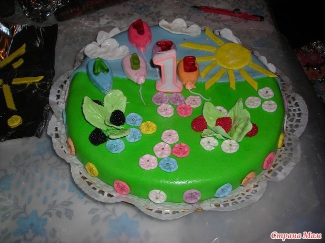 Как переносят фотографии на торт