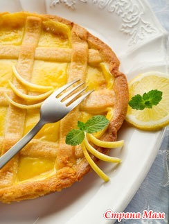 Рецепт блюд из лимона