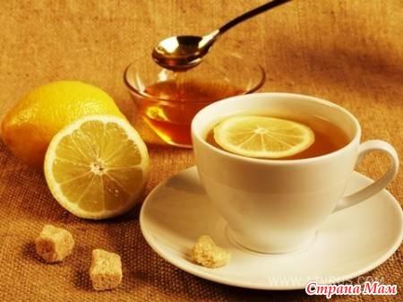 зеленый чай с медом для похудения рецепт