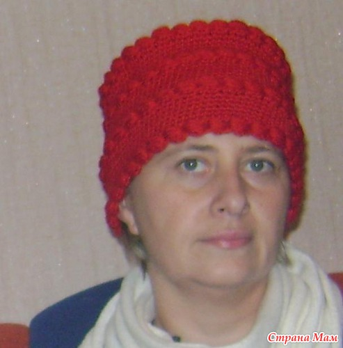 женские теплые шапки