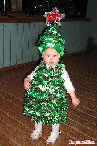Новогодний костюм Елочки - Костюмерная для малышей ... - photo#36