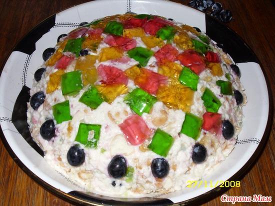 Кулинарные рецепты с фото торт битоестекло