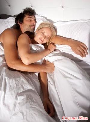 Фото в постели с женой