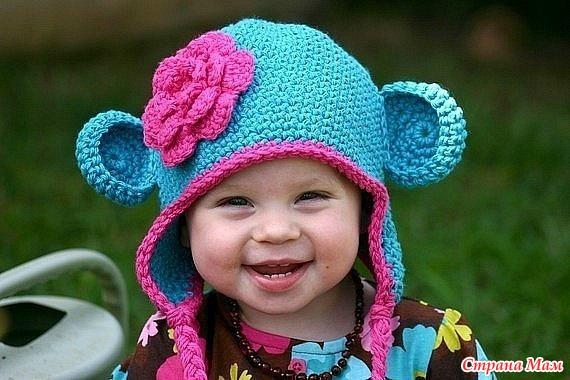 шапочки вязания фото