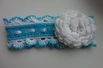 Yurcovsky Olya Видео - повязка на голову для малышки крючком. создание схемы для вышивки крестом онлайн бесплатно.