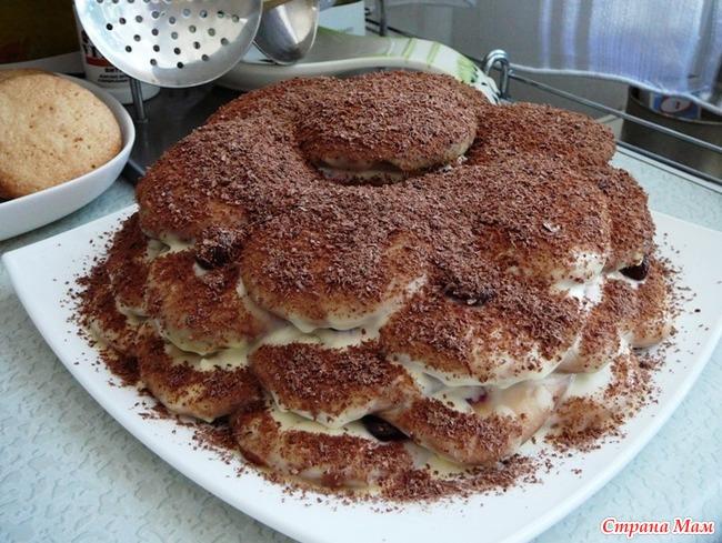 Рецепт торта черепаха и фото