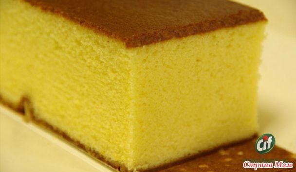 рецепты тортов бисквиты с фото
