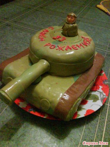 Подарок для танкиста на день рождения 23