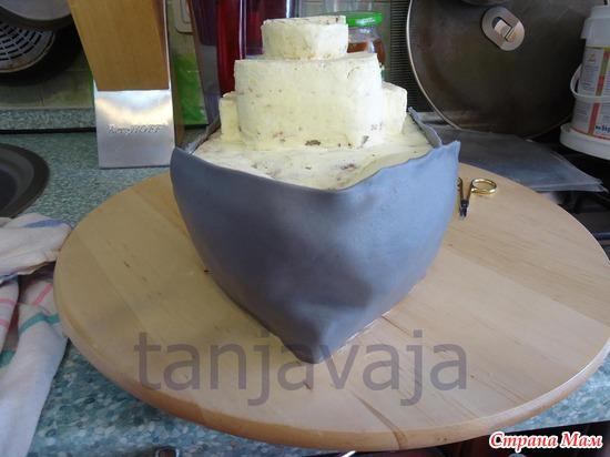 Торт корабль рецепт с фото