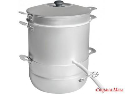 Как готовить сок в соковарке