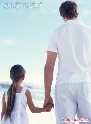 дочь пристает к папаши