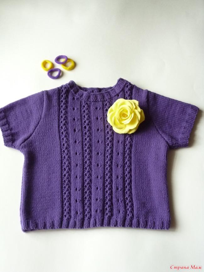 Парижанка инфо вязание для малышей