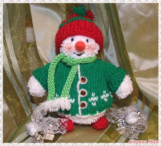 Снеговик и Мороз Иванович