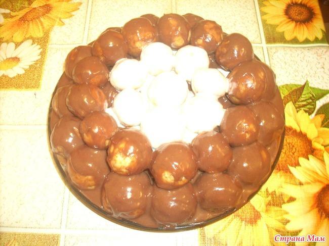 Рецепт торта гнездо глухаря в домашних условиях с фото 544