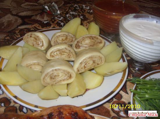 Даргинский хинкал рецепт с фото
