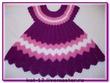 платье крючком детское платье крючком платье для девочки крючком вязание крючком вязание для детей крючком вязание...
