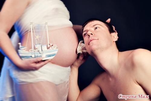 фото секс с беременной женщина