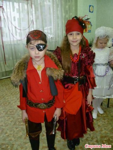 новогодний костюм разбойника: фотография в альбоме Мои ... - photo#1