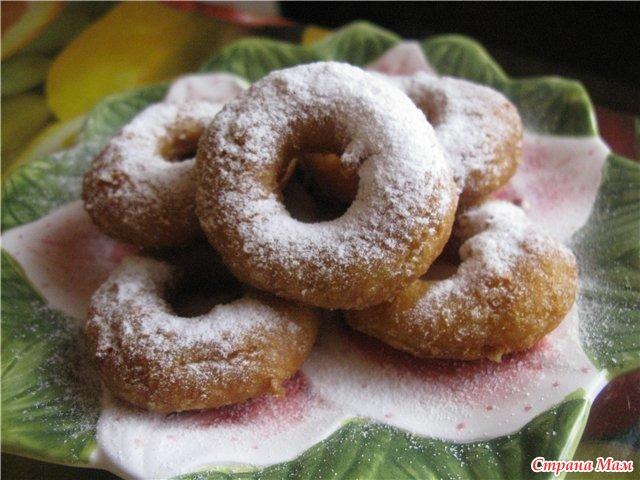 сушки на сметане сладкие рецепт с фото
