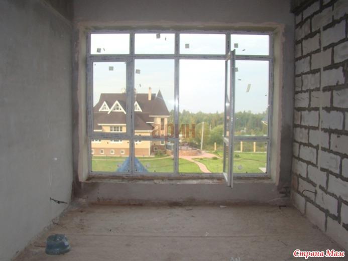 Панорамные окна в квартире фото