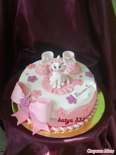 Торт с кисами картинки
