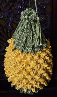 Сумка-ананас